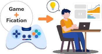 ゲーミフィケーションはゲームデザインの技術やメカニズムを活用します