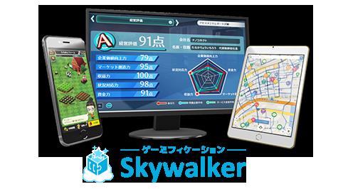 ゲーミフィケーションパッケージ「Skywalker」公式サイト