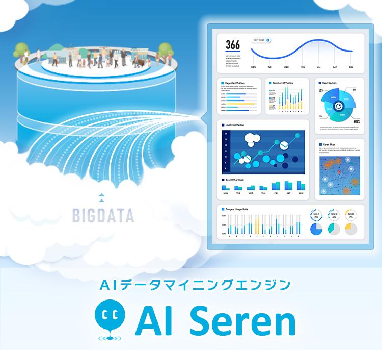 AIデータマイニングエンジン AI Seren